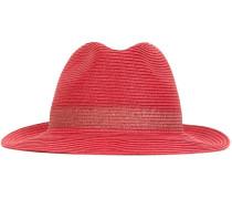 colour block hat