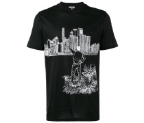 'The Man And The City' T-Shirt - men