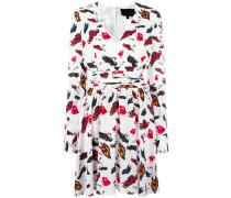 - 'Markab' Kleid - women - Polyester/Acetat - M