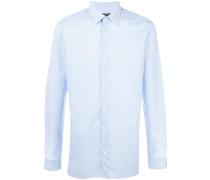Hemd mit floralem Print - men - Baumwolle - 42