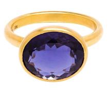Ring mit Amethyst aus 18kt Gold