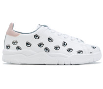 'Eyes All Over' Sneakers