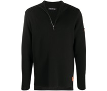 'Milano' Pullover mit Reißverschluss