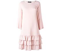 - Mehrlagiges Kleid mit knielangem Schnitt
