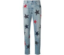 'Stars' Skinny-Boyfriend-Jeans