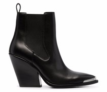 Bowie mid-heel boots