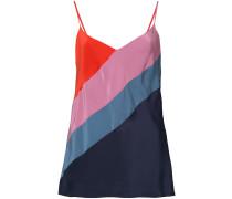Camisole-Top in Colour-Block-Optik