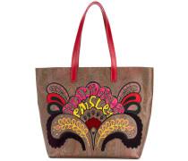 'Kaleidoscope Paisley' Shopper