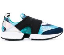 Sneakers mit PalmenPrint