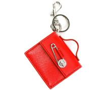 Schlüsselanhänger mit Täschchen