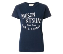 "T-Shirt mit ""Palais Royal""-Print"