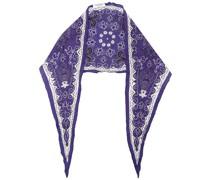 Schal mit Paisley-Print in Rautenform
