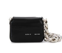 Mini-Tasche mit Oversized-Kettenriemen