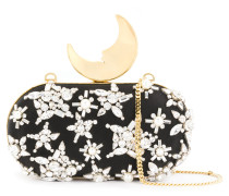 Smiling Moon clutch bag