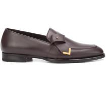 Loafer mit Knoteneffekt