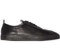 1 Sneakers aus Faux-Leder