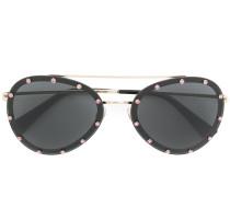 Valentino Garavani Rockstud Glamtech sunglasses