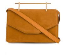 top handle crossbody bag