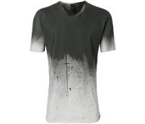 spray effect T-shirt