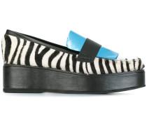 - Loafer mit Einsätzen - women