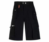 P-Cyan-Short Cargo-Shorts