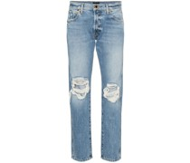 'Kyle' Distressed-Jeans