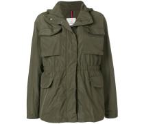 casual parka coat