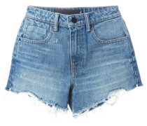 Jeansshorts im Used-Look - women