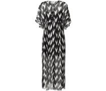 - Kleid mit Print - women - Seide/Polyester - XS