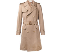 - Doppelreihiger Trenchcoat - men
