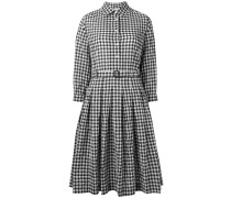 Hemdkleid mit Vichy-Karomuster