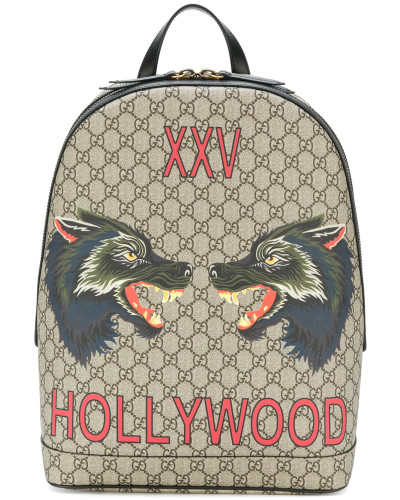 Gucci Herren GG Supreme Hollywood print backpack Ausgang Erhalten  Authentisch Rabatt 2018 7TTxS0Ln 9983315a8d
