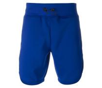 elasticated waistband shorts