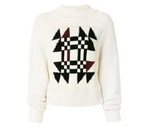 Lawrie origami sweater