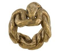 Ring im Schlangendesign