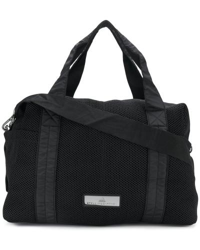 adidas Damen Sporttasche mit Netzmuster