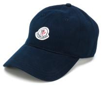 logo plaque cap
