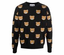 Pullover mit Teddy-Motiv