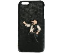iPhone 6 Plus-Hülle mit Cowboy-Patch - men