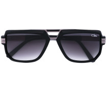 - rectangle frame sunglasses - men - Acetat/Titan