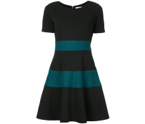 knitted panel dress