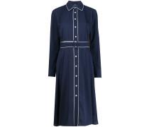 Kleid mit Paspeln