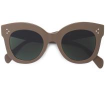Klassische Oversized-Sonnenbrille - women