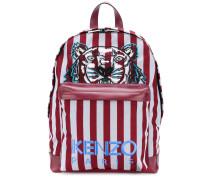 Tiger striped backpack