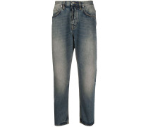 Jeans mit Stone-Wash-Optik