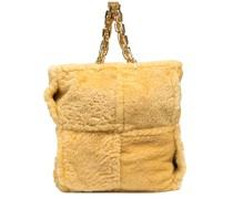 Maxi Intrecciato-Handtasche