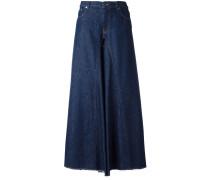 Jeans-Palazzohose - women - Baumwolle - 42