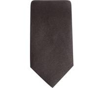 Klassische Twill-Krawatte