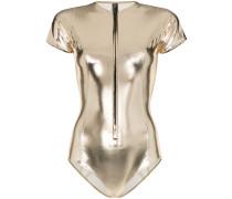 'Farrah' PVC-Badeanzug