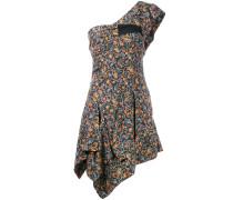 Kleid mit botanischem Print - women